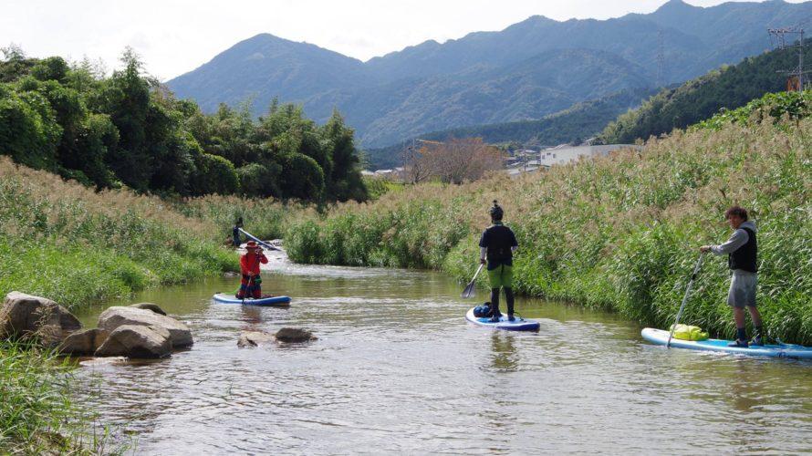 那珂川流れて博多まで